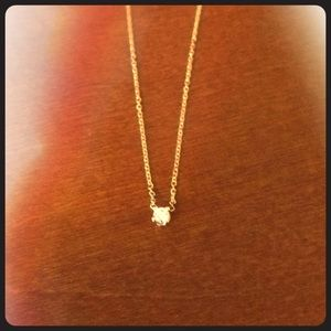 Jewelry - Floating diamond necklace